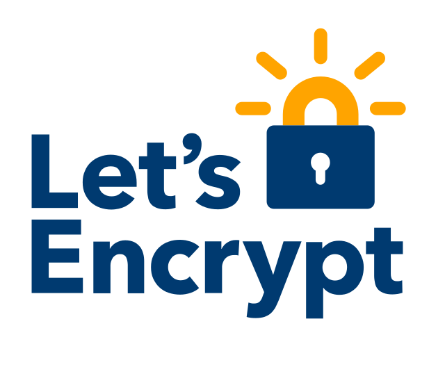 Offizielles Let's Encrypt Logo